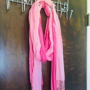 Bebe ombré scarf